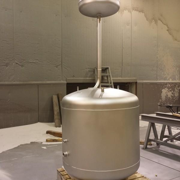 Micropallinatura su oggetti metallici Verona.