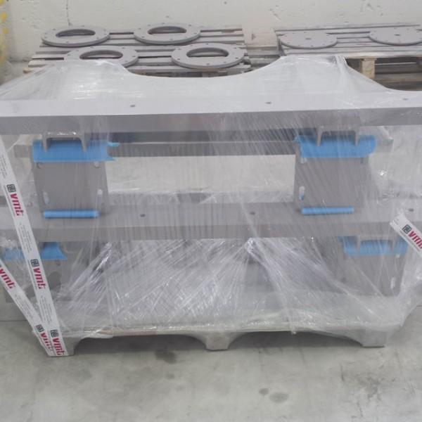 Imballaggio di prodotti per il trasporto.