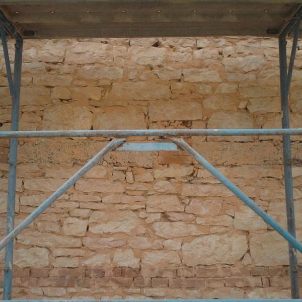 Restauro di palazzi storici utilizzando la microsabbiatura Verona.